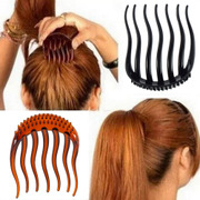 Useful Volume Inserts Hair Clip Bumpits Bouffant Pony tail H