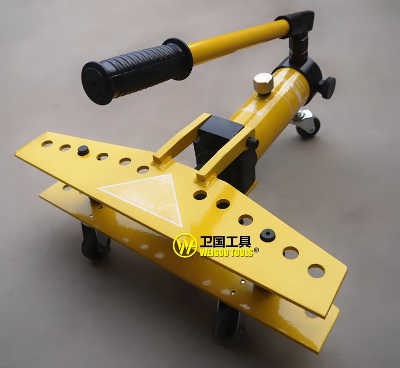 WEIGUO 液压弯管机 弯管机 弯管工具 SWG-1 1寸手动弯管机