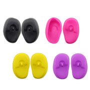 Hair Coloring earmuffs Earmuffs Ear Hair perm supplies waterproof waterproof silicone ear muffs