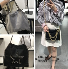 Counter genuine Stella McCartney package Stella chain bag female Zhao Wei shoulder diagonal portable