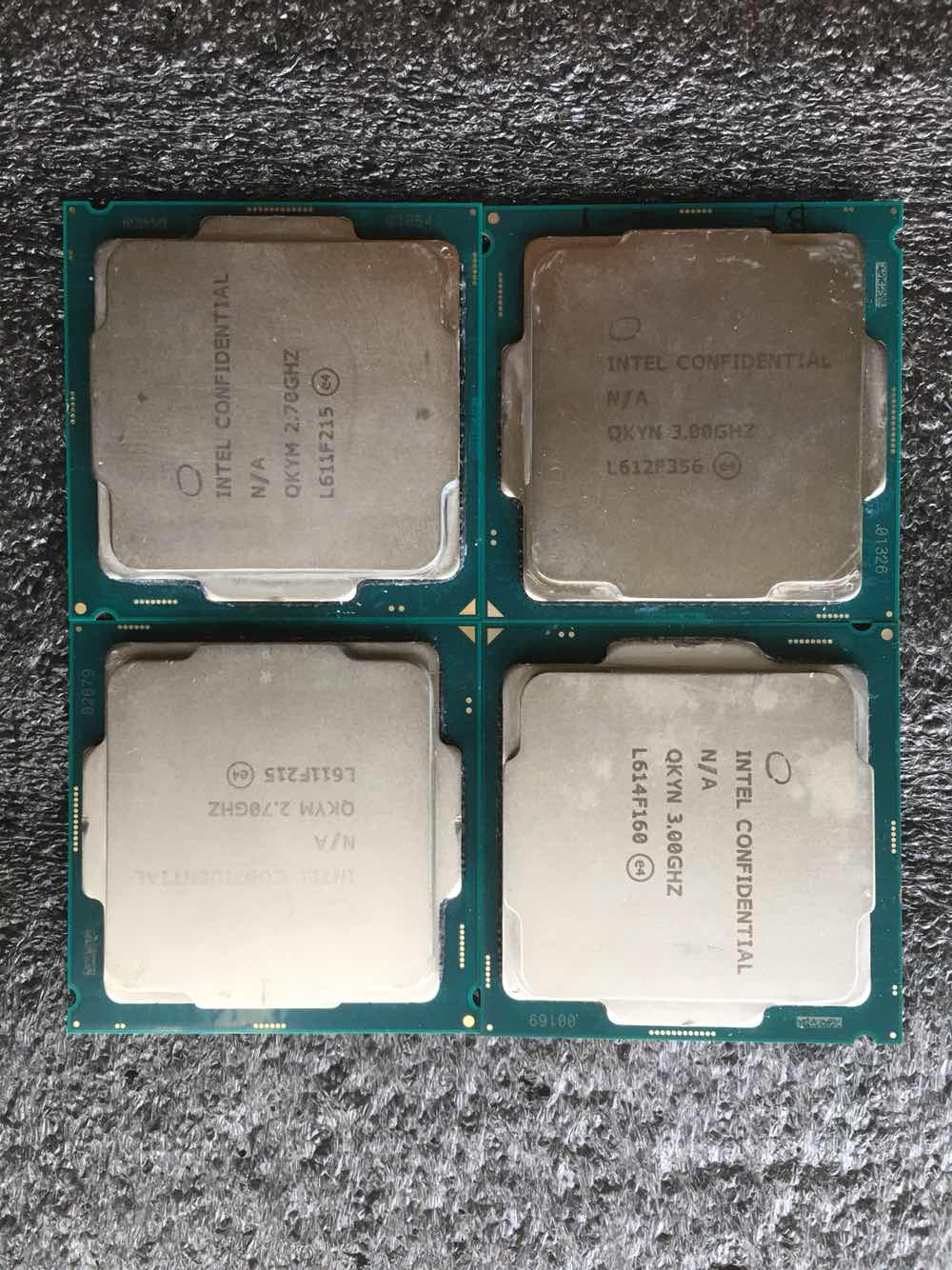 Seven i5/7400es/I7 7700t 7700k esqkyp stable version CPU chip