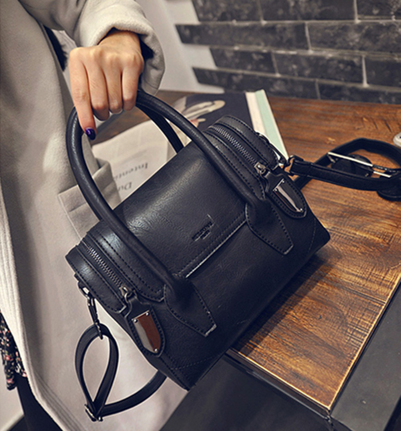 2015 new handbags fall/winter Korean version of tide vintage PU leather Messenger bag shoulder bags diagonal with the bag of bags