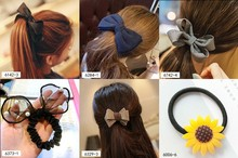 Ribbon, ponytail, baby girl, adult beauty, hairdressing, hai