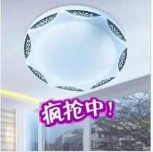 Fashion Silver Star eight LED ceiling lamp / lamp / kitchen / bedroom balcony room lamp / lamp