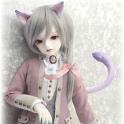 Sd/BJD four SOOM Cheshire Cat doll Cheshire cat eyes joint dolls toys