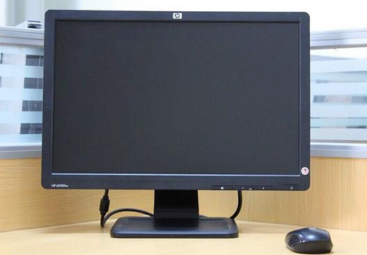 HP Monitor HP, 17 19 inch monitor 1506 L1710 1901W effect good mass of goods