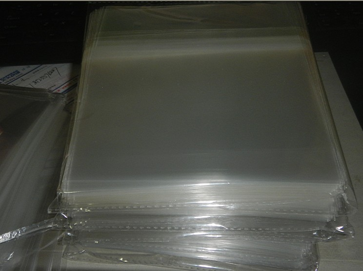 CD self sealing bag, transparent thickening 200, 15 yuan