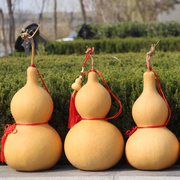 Large natural small boutique entrance room feng shui gourd pendant lucky opening decoration hot bag mail