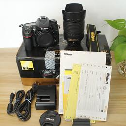尼康 D7100 D7200 18-140 50 1.8 18-105 单机身套机单反相机二手