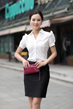 New fashion short sleeve fashion girl E003