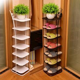 鞋架多层简易现代简约经济型家用客厅省空间多功能收纳铁艺鞋柜子