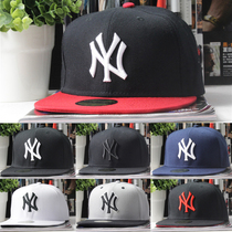 Hat man and woman do not adjust baseball hat hip hop lovers Yankee Hat leisure outdoors flat-brimmed hat Cap tide