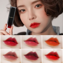 Korea velvet matte lip glaze lip liquid lipstick lasting moisturizing non-decolorizing lip gloss students cute bite lip makeup