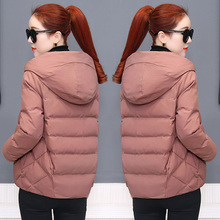 Female cotton short winter 2017 new women's Korean loose small cotton padded jacket coat lady thickened winter coat