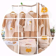 The newborn baby clothes cotton winter gift set newborn newborn baby gift articles