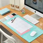 Han Guochao large creative computer desk pad, desk mat, mouse pad, cute game desktop