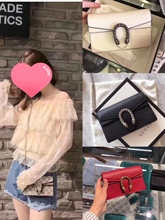 Buy Gucci, super mini, Dionysus bag, chain shoulder bag, Satchel Bag 476432