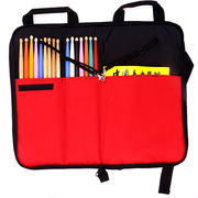 Thickening rack Drum double shoulder drum stick bag children's shelves drum special bag drum stick bag A4 drum spectrum