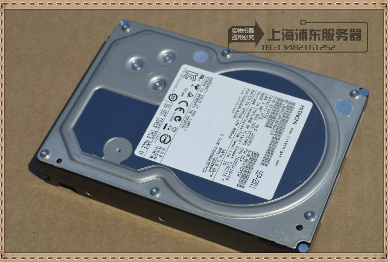 Original Hitachi hua722020ala330 2TB 2T 7.2K Enterprise class hard SATA disk
