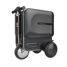 Airwheel Elway intelligent riding suitcase electric traveling suitcase folding electric luggage scooter