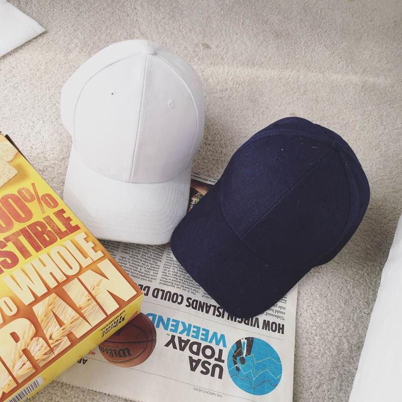 【钱夫人】CHINSTUDIO定制 闺蜜look 极简Baseball cap棒球帽