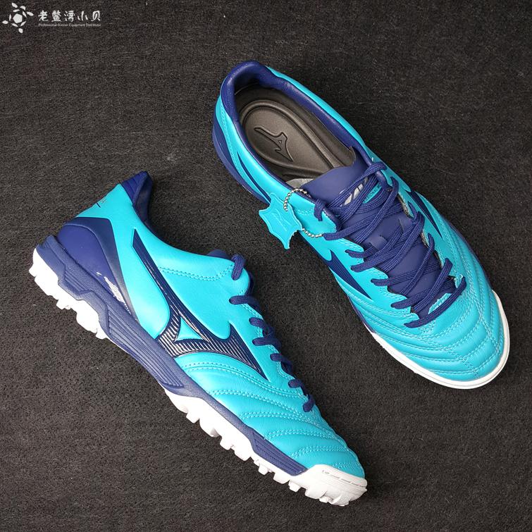 老鳖湾小贝:美津浓/MORELIA NEO* KL AS 袋鼠皮足球鞋P1GD185514