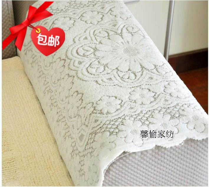 包邮蕾丝沙发垫布艺/沙发靠背巾/沙发扶手巾/秋冬沙发巾/加厚坐垫