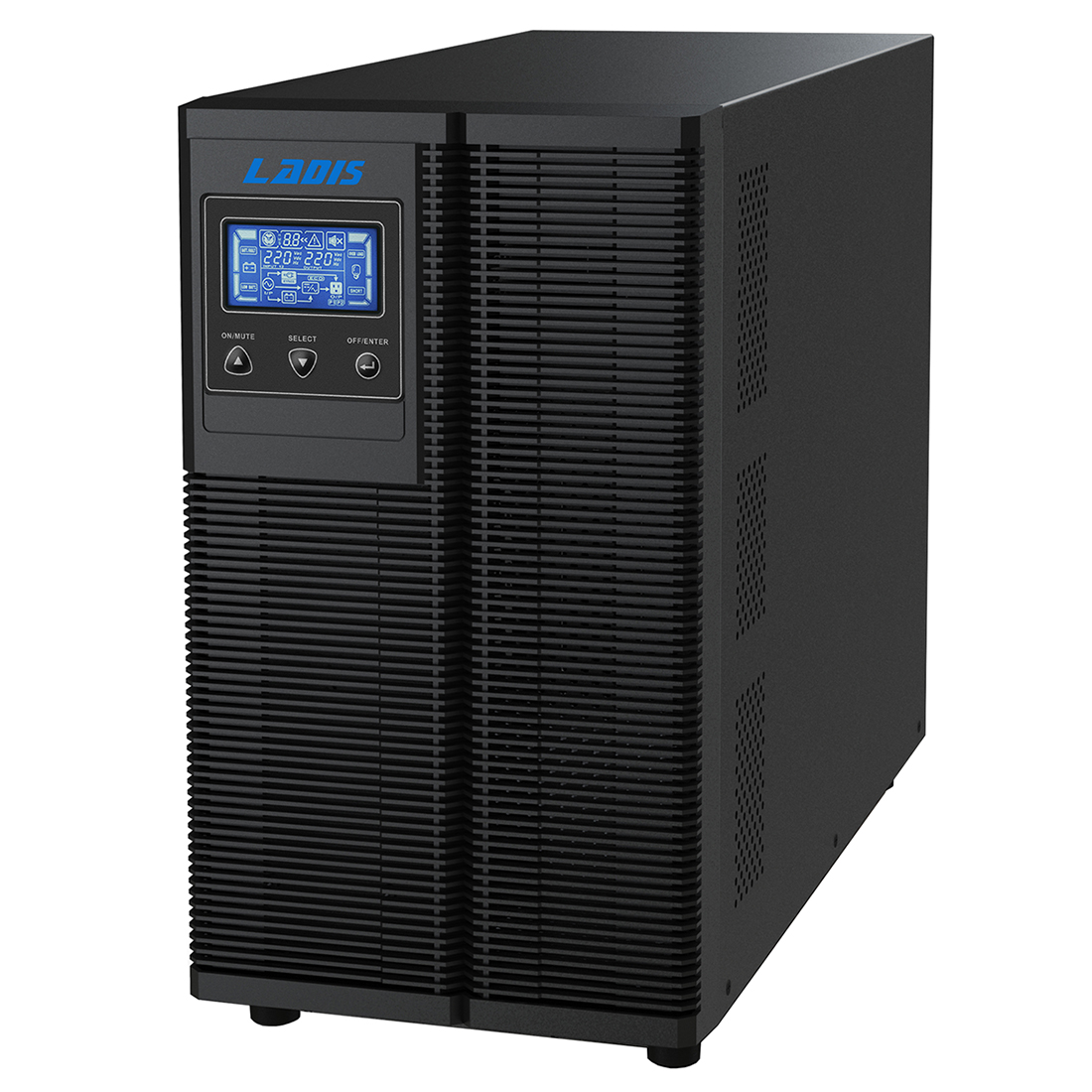 Division g3k Online UPS uninterruptible power supply 3000VA 2400W LCD automatic switching machine