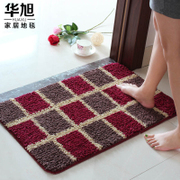 Hua Xu door mat custom home bedroom kitchen bathroom mat doormat hall water bathroom mat