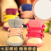 Dog Non-slip foot set pet dog shoes Tediginmau small puppy spring and summer puppy dog products,