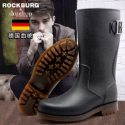 German men all terrain high rain boots are boots overshoes Thor fishing water shoes waterproof shoes tide