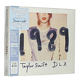 Taylor Swift Taylor Swift 1989 album CD + poster + Pai Deli Deluxe Edition