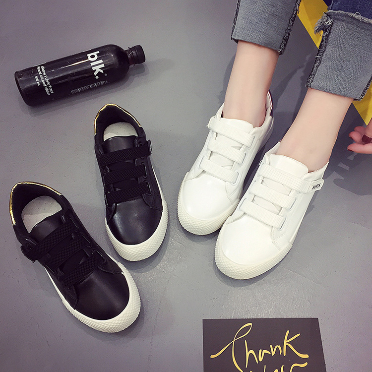 2017 new spring white shoes white sports shoes and leisure shoes all-match a student