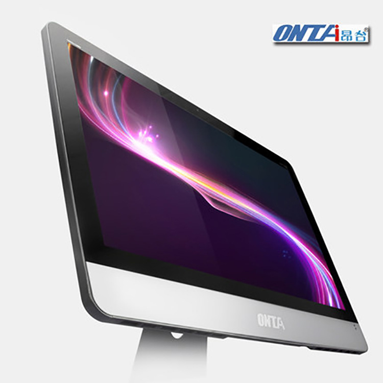 C4 ang 23.6 inch brand all-in-one computer, quad core i5 Home Office Games, desktop main machine