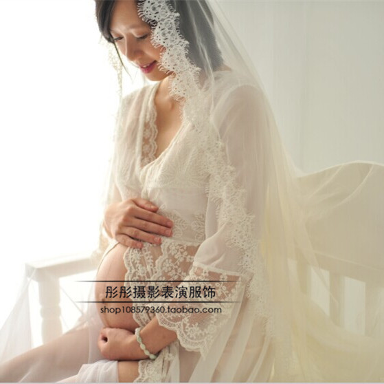 New maternity clothing han edition photography studio studio photos maternity pregnant women pregnant women clothes take 2015 photo