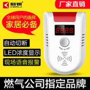 Domestic gas gas detector for detecting liquefied gas leakage detector gas detector