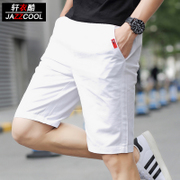 Summer sports 5 five pants men's leisure pants shorts lovers summer beach pants, a thin section of 7 tide