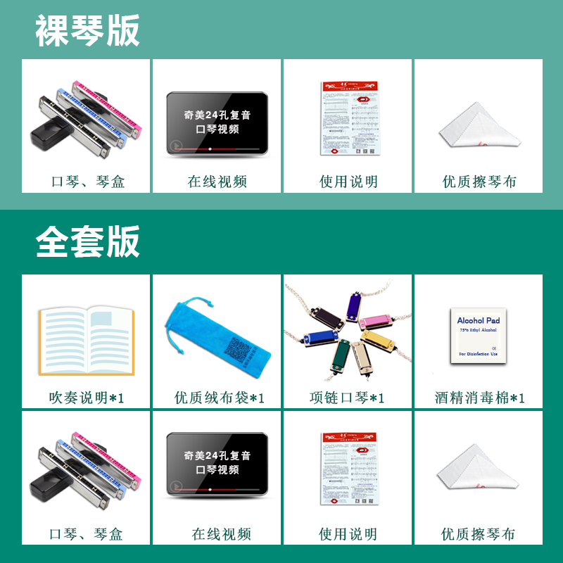 Introduction to digital phonetic harmonica, Shanghai C tune, suitable for children, sound beginners, children, harmonica teaching, harmonica boy