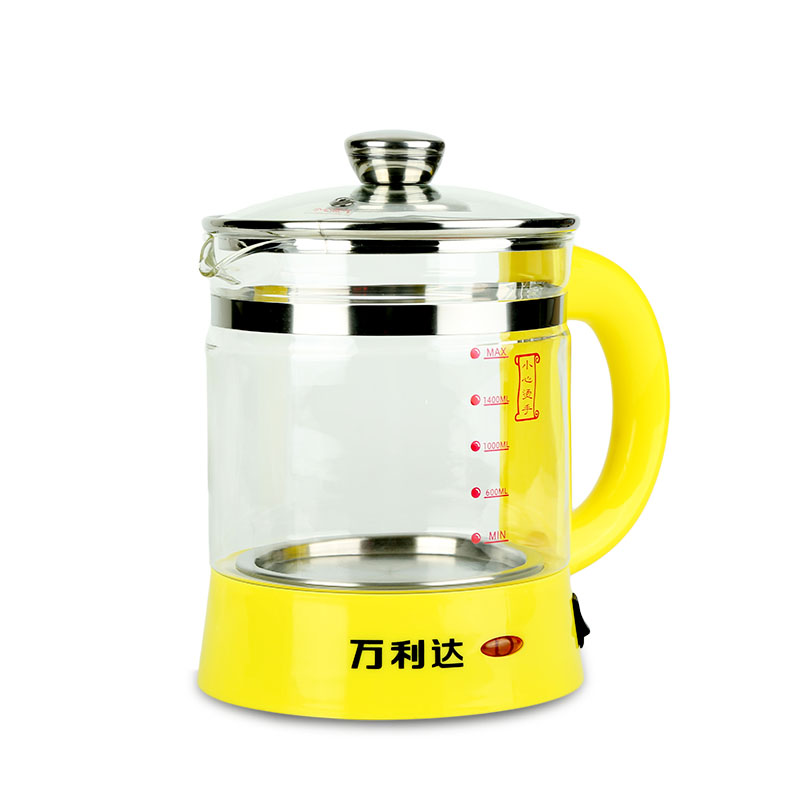 Health pot full automatic thick glass multifunctional electric kettle boiled tea tea boiled egg