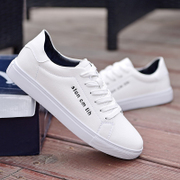 The spring tide of Korean men's shoes shoes white shoes fashion sports shoes shoes shoes all-match white students