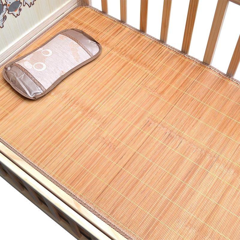 Baby, baby, double sided bamboo mat, rattan mat, trolley bed, cradle car, 35*70/40*80/45*90 custom made mail