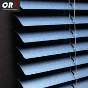 CR9 shutter curtain shutter Aluminum Alloy shading Yang office waterproof bathroom bathroom kitchen partition custom