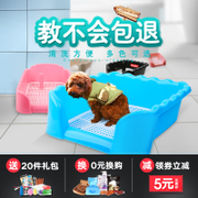 Dog toilet Teddy pet dog supplies dog urinal potty automatic small dog Golden Retriever large dog flush