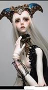 Doll-Chateau DC toy doll SD doll 1/3 MSD soom Christina BJD