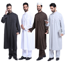 Muslim, Arab, Middle, East, Men's, Robe, Set, Pakistani, clothes, robes