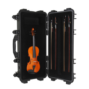 Horse no protective type violin case - drop & rsquo; The seismic & rsquo; Waterproof anti-corrosion/air shipment