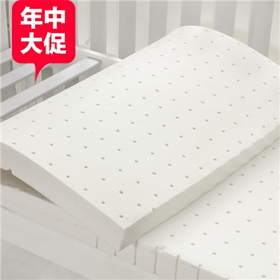Fu Thailand imported baby sleeping natural latex mattress mattress latex mattresses can be customized for children's health