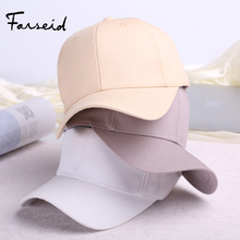Hat men and women Korean baseball cap tide summer casual cap black student shade sunscreen wild sun hat
