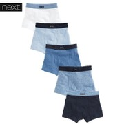 The British next kids in spring 2016 and 5 pieces of blue boy shorts UI01064428