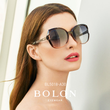 BOLON Tyrannosaurus 2018 new polarized sunglasses actress with stylish sunglasses personalized glasses BL5018